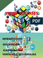 redes sociales proyecto