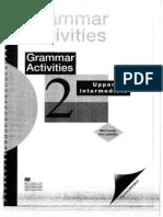 Grammar Activities - Upper Intermediate (Forsyth & Lavender, 1998)