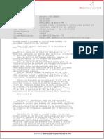 Decreto 1300 Planes y Programas TEL