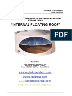 Internal Floating Roof Catalog