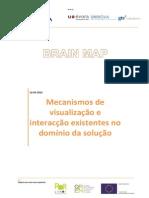 QREN BM Mecanismos de visualização e interação existentes no domínio da solução 1.0
