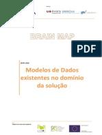 QREN BM Modelos de dados existentes no domínio da solução 1.0