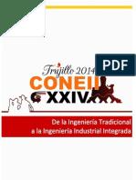 Bases de Concurso de Ponencias Estudiantiles Coneii Trujillo 2014