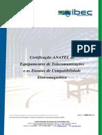 conhecimento de certificação Anatel