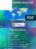 Tutorial Mapinfo