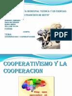 trabajodelcooperativismo-101007181950-phpapp02