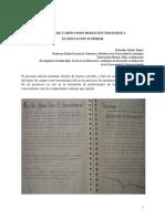 ART Diario Como Mediacion Pedagogica