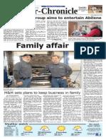 021714 Abilene Reflector Chronicle