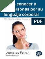 Cómo conocer a las personas por su lenguaje corporal.pdf