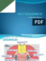 ACV ISQUEMICO SINDROMES CLINICOS.pptx
