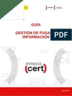 Guia Gestion Fuga Informacion