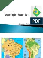 populatia Braziliei