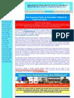 Web Rappelant Kabila de Réhabiliter l'Hôpital de Lemera est lancé
