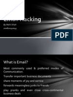 Brief Introduction to Email Hacking