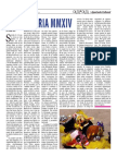 Candelaria MMXIV (Oja x Oja 2014-02-17)