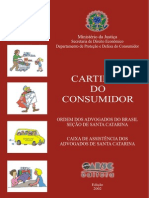 Cartilha Do Consumidor Oab Sc
