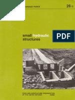 Small Hydraulic Strucutres