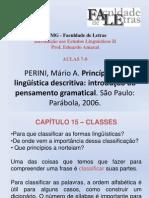 Aulas 7-8 - PERINI 2006 - Classes e funções