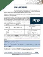 Unidad 3_expresiones Algebraicas
