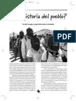 y La Historia Del Pueblo