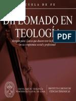 ILCTE - Diplomado en Teología