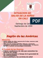 SALUD MENOR CINCO AÑOS SEP 2009