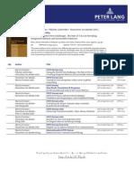Conference flyer - CIUTI Forum 2014