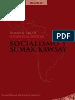 Los Nuevos Retos de Latinoamérica - Socialismo y Sumak Kawsay - Senplades