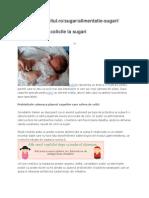 Probioticele Si Colicile La Sugari