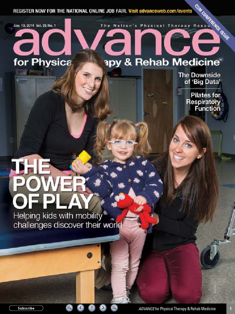 Advance physical therapy magazine - Advance Physical Therapy Magazine 5