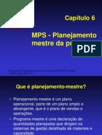Cap 06 MPS Planejamento Mestre de Producao