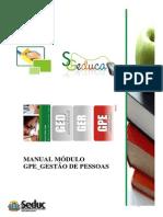 Manual GPE -2009 -3
