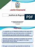 Análisis de Regresión. 18-11-13