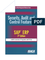 SAP ERP Audit Assurance Programs and ICQs 18Nov09