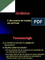 Dinamica traslacional
