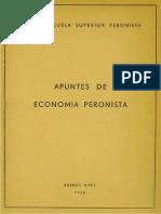 ESP_Apuntes de Economía Peronista