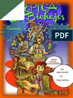 Pepica y Los Bichejos. Vamos a contar...Canciones. Concierto familiar  interdisciplinar e interactivo.