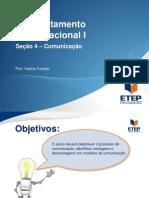 2013 CO I - Seção 4 - Comunicação 1
