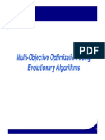 Multi Objective OptimizationMOEA