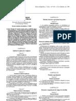 Acordo colectivo de trabalho n.º 1/2009