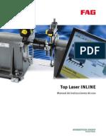 CD TP FIS FAG Industrial Services Alineadores Ejes y Poleas FAG Alineado Ejes Top Laser Inline