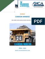 Gicavirtual Silabus Camion Minero