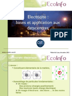 Cours Electricite