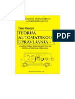 Teorija automatskog upravljanja