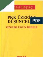 PKK Üzerine Düşünceler- İsmail Beşikçi