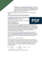 Transformadas de Lorentz