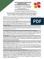 ELT LC Compte Rendu CGT DP Du 04 02 14