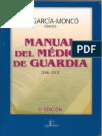Manual Del Medico de Guardia