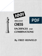 1001 Brilliant Chess Sacrifices and Combinations (1955) [ENG]