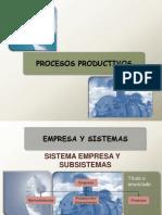 Clase 4. Produccion